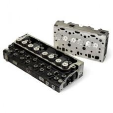 Головка блока цилиндров (ГБЦ) Yanmar 4TN82